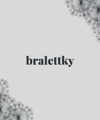 Bralettky